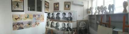 济南水土人画室